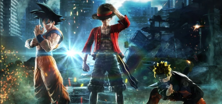 « Jump Force » : un cross-over entre mangas populaires