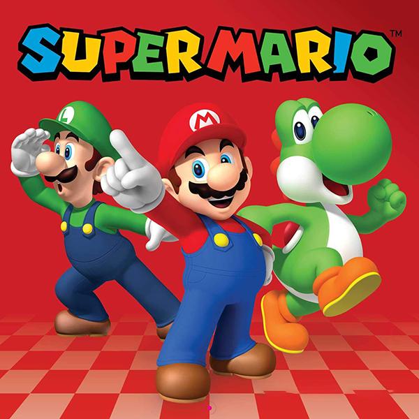 Pourquoi jouer à Super Mario ?